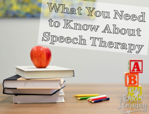What You Need to Know About Speech Therapy