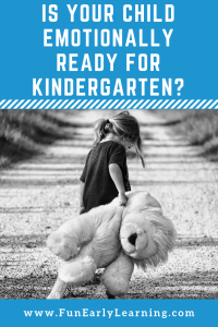 Is your child socially and emotionally ready for kindergarten? We'll show you the skills your child needs to have to be successful in kindergarten. Learn how to easily assess the for free! #socialdevelopment #emotionaldevelopment #socialemotional #kindergartenready #kindergartensuccess #assessment #preschoolassessment #freeassessment