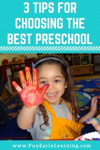 Top 3 Tips for Choosing the BEST Preschool for Your Child! Are they in the right preschool or daycare that they need? Find out everything you need to know before enrolling them. #bestpreschool #preschoolenrollment #backtoschool #kindergartenprep