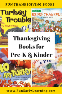 Our Favorite Thanksgiving Books for Preschool and Kindergarten. Liven up and celebrate Thanksgiving with this fun and educational stories. #thanksgiving #thanksgivingbooks #preschoolthanksgiving #kindergartenthanksgiving