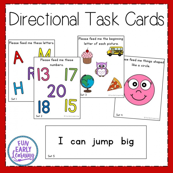 Fun Alphabet, Numbers, Shapes and Sight Words Activities for Preschool and Kindergarten! Great Printables for practicing speech, language and fine motor skills. #preschool #kindergarten #funearlylearning