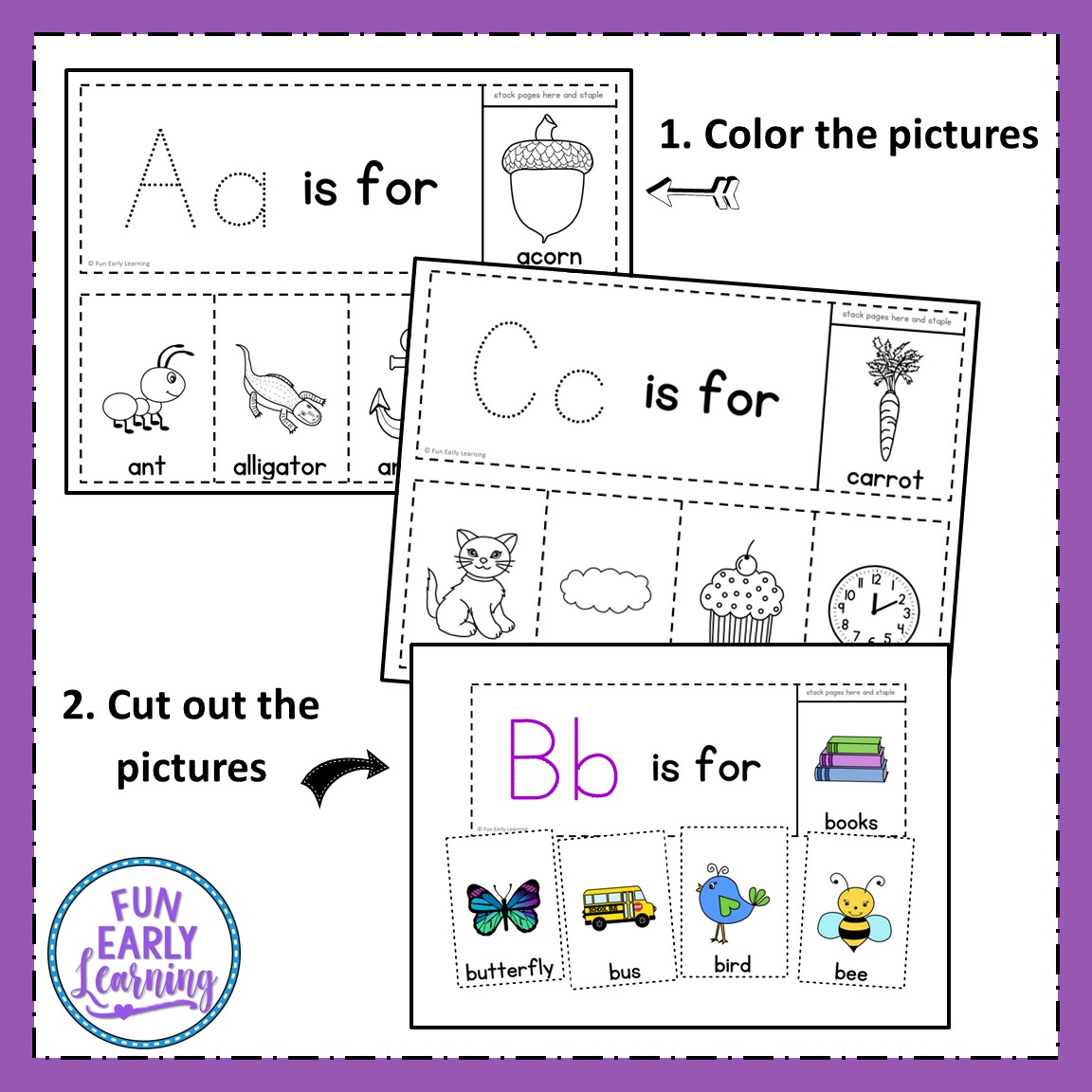 It's just a graphic of Printable Flip Books with regard to educational