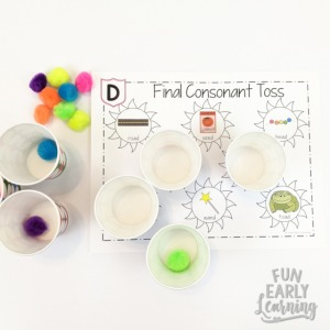 Teach Final Consonant Deletion with these fun, Final Consonant Deletion Games! 3 great activities for final consonant deletion speech therapy!